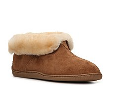 Minnetonka Sheepskin Slipper