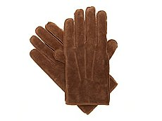 Levi's Suede Shearling Leather Gloves