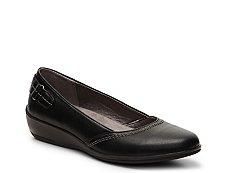 LifeStride Intellect Wedge Slip-On