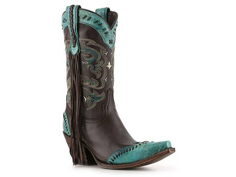 Lucchese Crater Wingtip Cowboy Boot Dsw