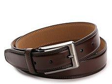 Dockers Smooth Stitch Leather Belt