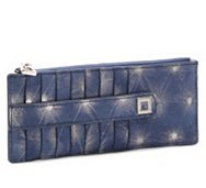 Lodis Sophia Dot Leather Card Case