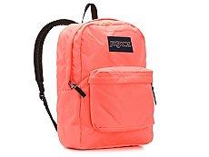 JanSport Superbreak Coral Backpack