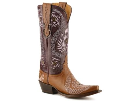 lucchese julius caesar cowboy boot dsw