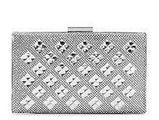 Lulu Townsend Jeweled Box Clutch