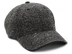 Perry Ellis Wool Suiting Baseball Cap