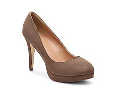 Journee Collection Madi-1 Platform Pump