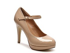 Journee Collection Selfie Platform Pump