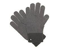 Perry Ellis Texture Knit Gloves