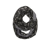 Mix No. 6 Lace Foil Infinity Scarf