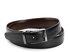 Original Penguin Mr Pebble Reversible Leather Belt