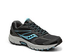 Saucony Grid Cohesion TR 9 Lightweight Trail Running Shoe - Womens