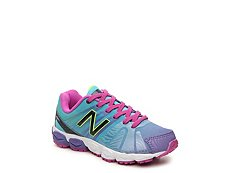New Balance 890 V5 Girls Toddler & Youth Running Shoe