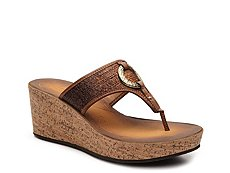 Clarks Avaleen Lake Wedge Sandal