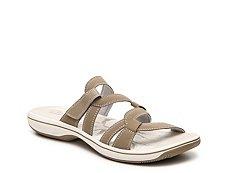 Clarks Brinkley Lonna Flat Sandal