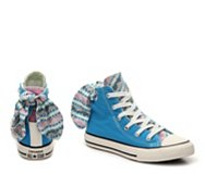 Converse Chuck Taylor All Star Bow Back Girls Toddler & Youth High-Top Sneaker