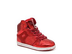 Pastry Glam Pie Girls Toddler & Youth High-Top Sneaker