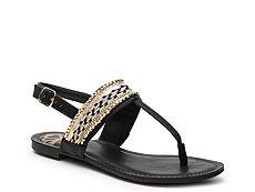 Fergalicious Frazzle Flat Sandal