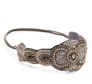 Allure Vintage Scallop Stretch Headband