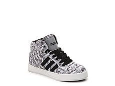 adidas NEO Raleigh Boys Toddler & Youth High-Top Sneaker