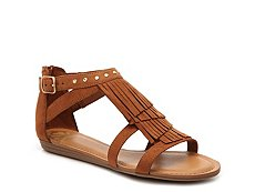 Fergalicious Dusty Flat Sandal