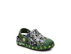 Crocs Teenage Mutant Ninja Turtles Boys Toddler & Youth Bump It Clog