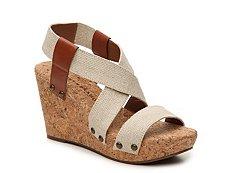 Lucky Brand Marla Wedge Sandal