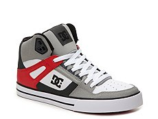 DC Shoes Spartan High-Top Skate Sneaker - Mens
