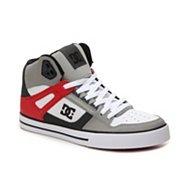 DC Shoes Spartan High-Top Skate Sneaker - Mens