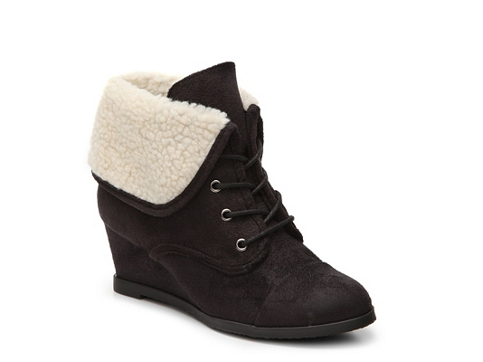 Restricted Wonderland Girls Toddler & Youth Wedge Boot