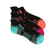 New Balance Tab Performance Womens No Show Socks - 3 Pack