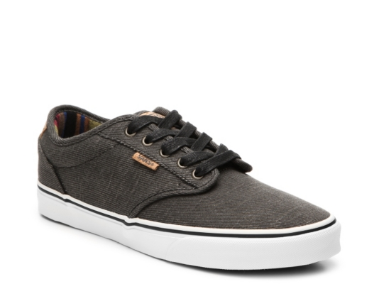 vans atwood skid grey