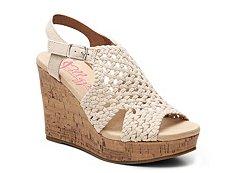 Jellypop Mosaic Wedge Sandal