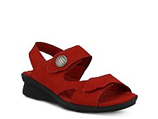 Spring Step Divertente Wedge Sandal