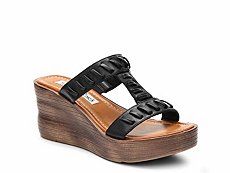 2 Lips Too Too Control Wedge Sandal