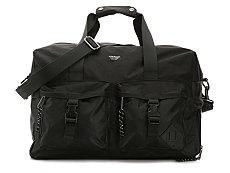 Steve Madden Black Duffle Bag