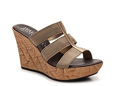 Italian Shoemakers Mystic Wedge Sandal