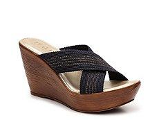 Italian Shoemakers Baby Wedge Sandal