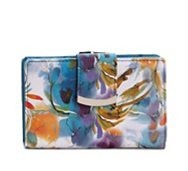 Kelly & Katie Budding Strokes Indexer Wallet
