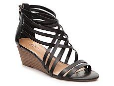 Crown Vintage Nellie Wedge Sandal