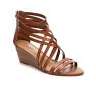 Crown Vintage Nellie Wedge Sandal