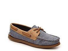 Sperry Top-Sider A/O Speckle Canvas Boat Shoe