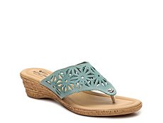Spring Step Cyprus Wedge Sandal