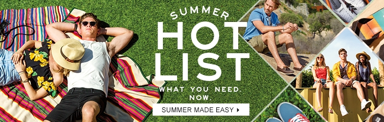 Summer Hot List