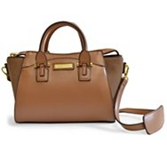 Adrienne Vittadini Winged Satchel