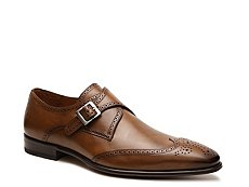 Mezlan Vitoria Monk Strap Slip-On