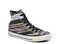 Converse Chuck Taylor All Star Printed High-Top Sneaker - Womens