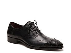 Mezlan Munich Croc Wingtip Oxford