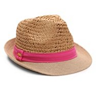 Steve Madden Pop Band Fedora Hat
