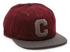 Converse Initial Wool Baseball Cap